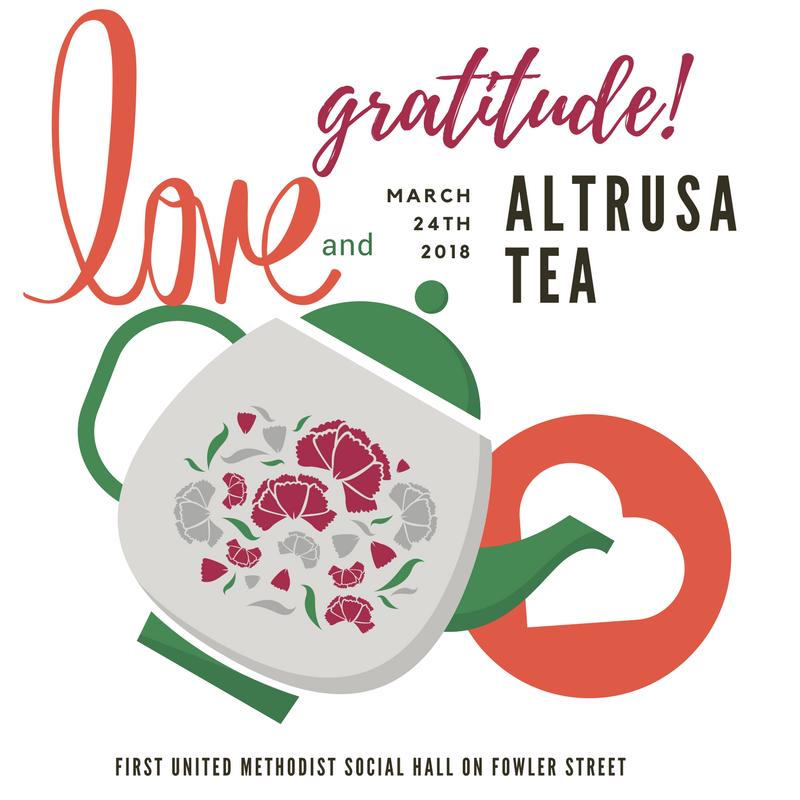 Altrusa Tea